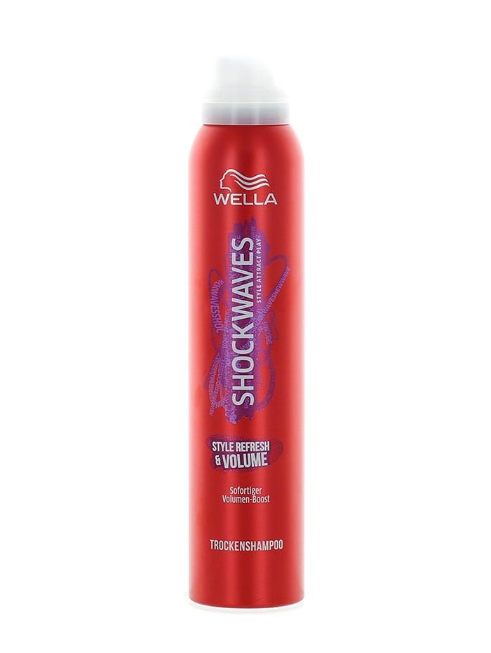 Wella Sampon Uscat 180 ml Shockwaves Volume imagine produs