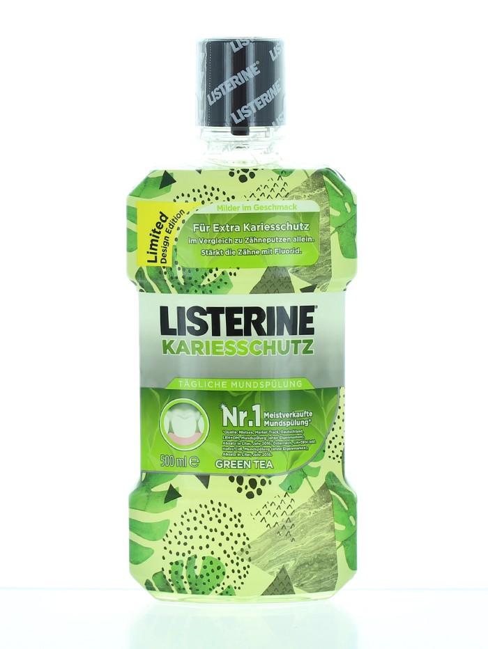 Listerine Apa de gura 500 ml Green Tea imagine produs