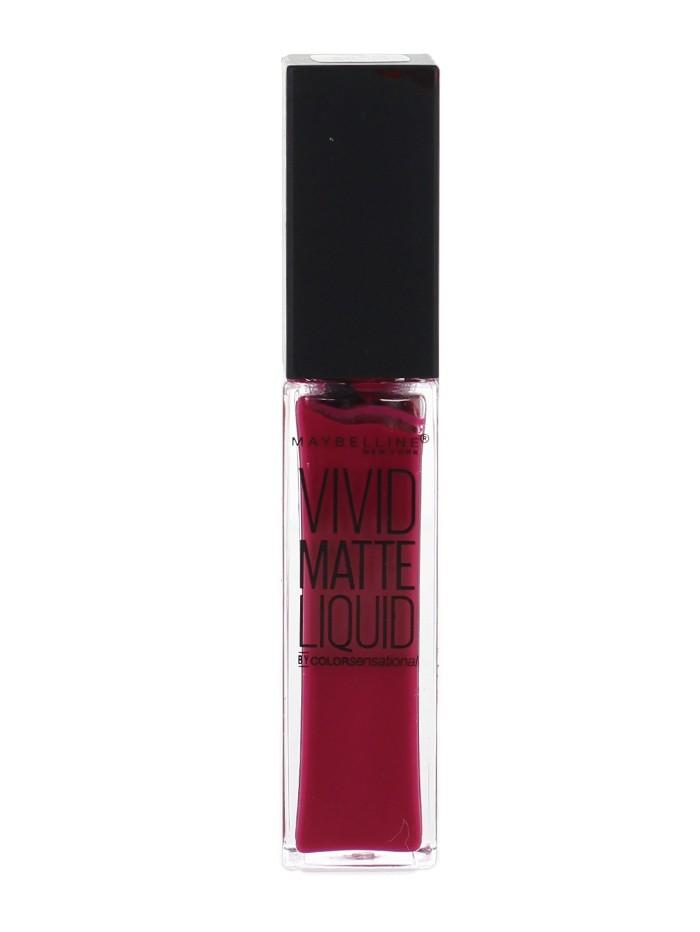Maybelline Luciu de buze 7,7 ml Vivid Hot Lacquer Nr:40 Berry Boost