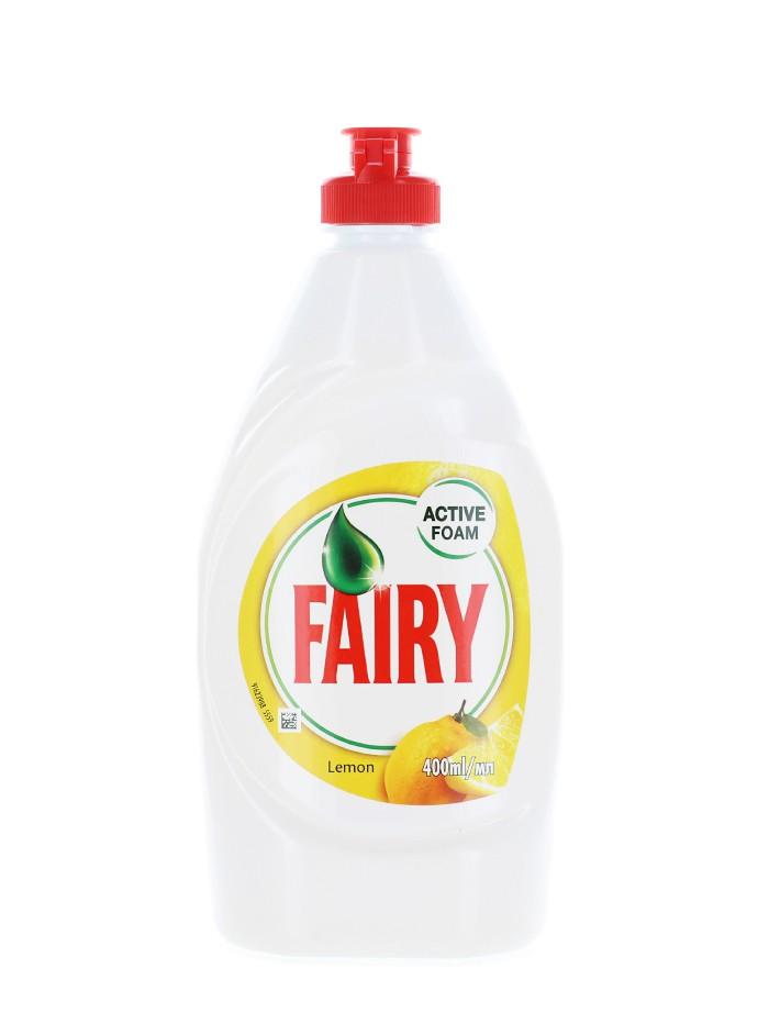 Fairy Detergent pentru vase 400 ml Lemon imagine produs