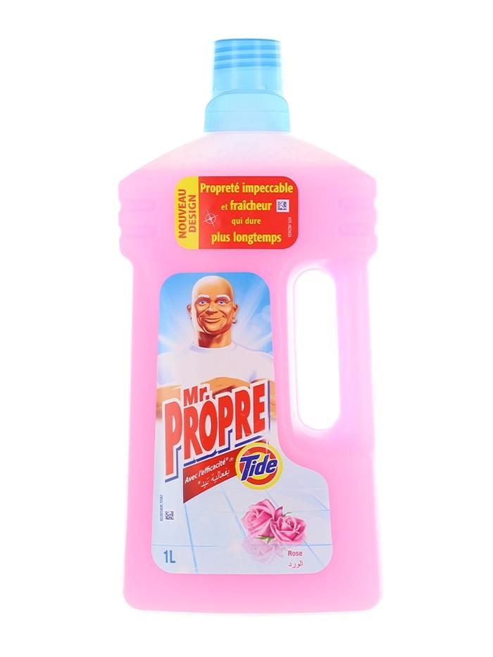 Mr. Proper Detergent pardoseli 1L Rose