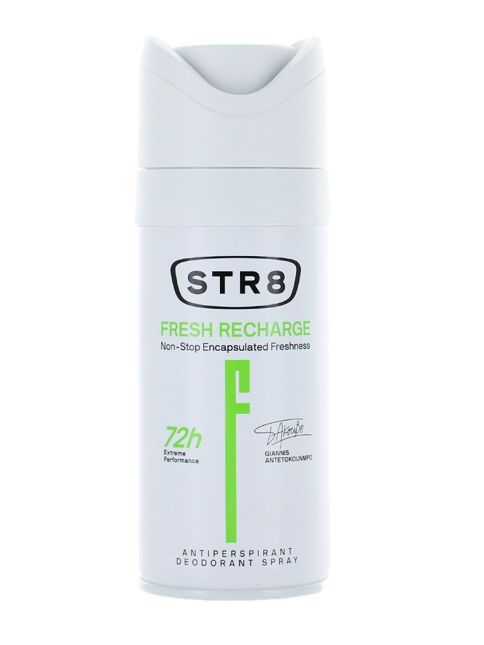 STR8 Spray deodorant 150 ml Fresh Recharge imagine produs