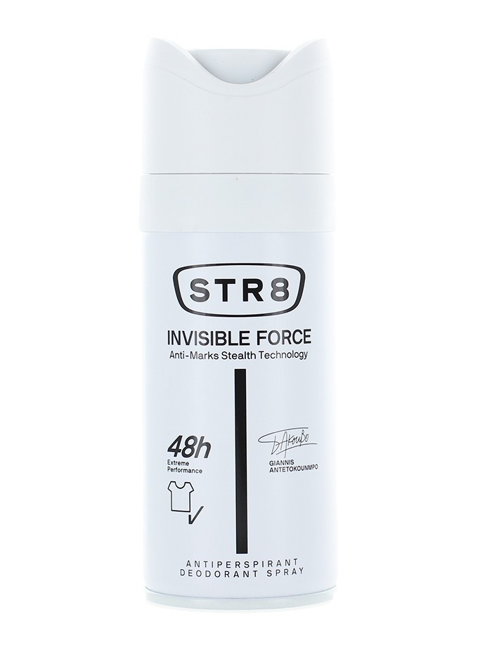 STR8 Spray deodorant 150 ml Invisible Force imagine produs