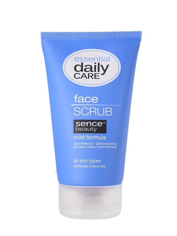 Sence Beauty Gel exfoliant pentru fata 150 ml All Skin Types imagine produs