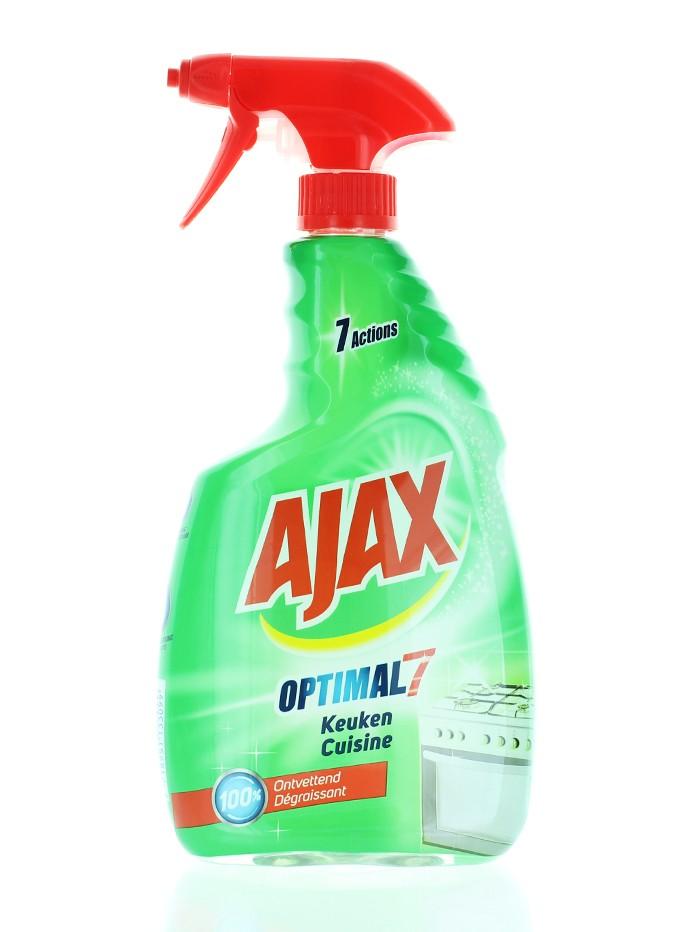 Ajax Solutie curatat bucatarie cu pompa 750 ml Optimal7 imagine produs