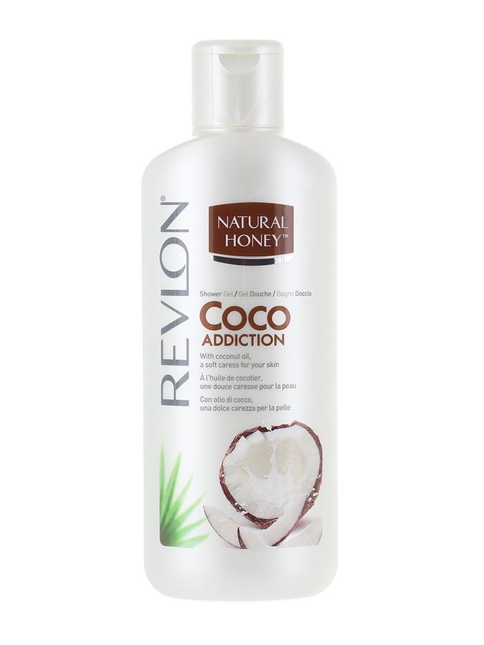 Revlon Gel de dus 650 ml Coco Addiction imagine produs