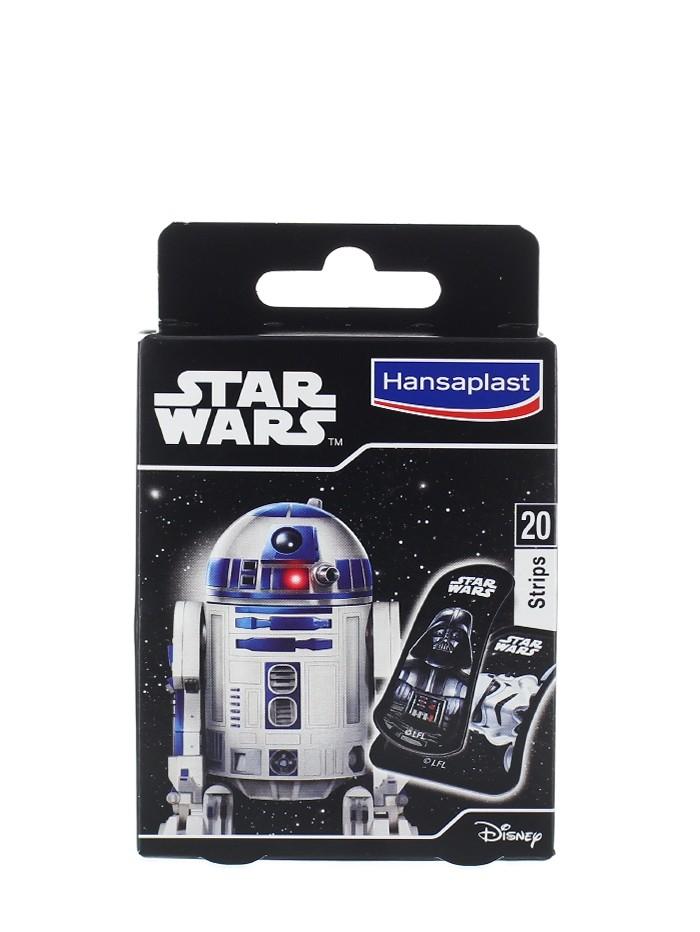 Hansaplast Plasturi 20 buc Star Wars imagine produs