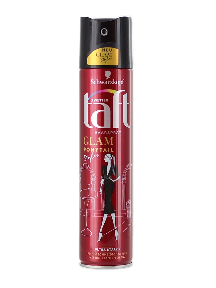 Taft Fixativ de par 250 ml nr.4 Ultra Stark Ponytail imagine produs