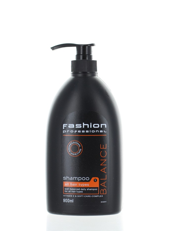 Fashion Professional Sampon de par cu pompa 900 ml Balance imagine produs