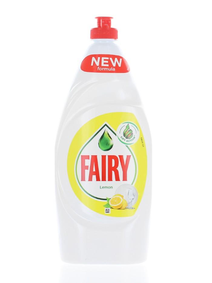 Fairy Detergent pentru vase 800 ml Lemon imagine produs