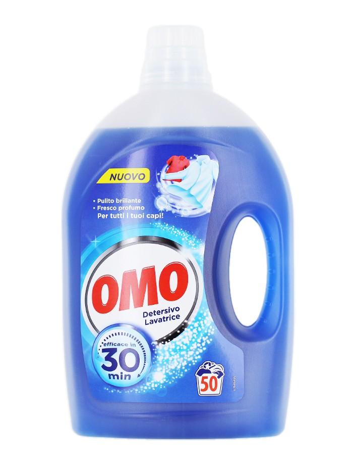OMO Detergent lichid 2 L 50 spalari imagine produs