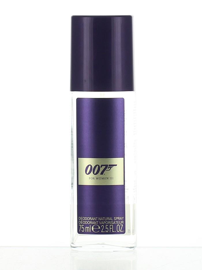 James Bond Spray natural femei 75 ml OO7 imagine produs
