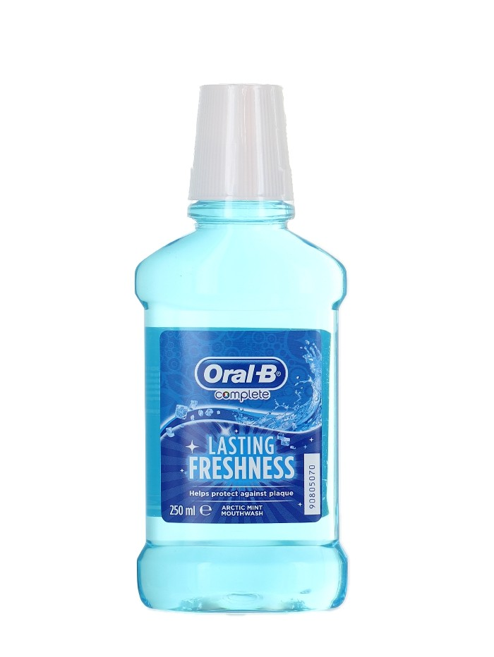 Oral-B Apa de gura 250 ml Arctic Mint imagine produs