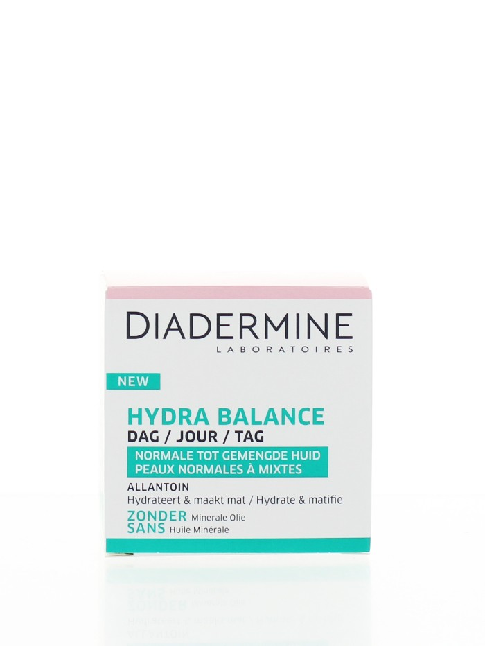 Diadermine Crema de zi 50 ml Hydra Balance imagine produs