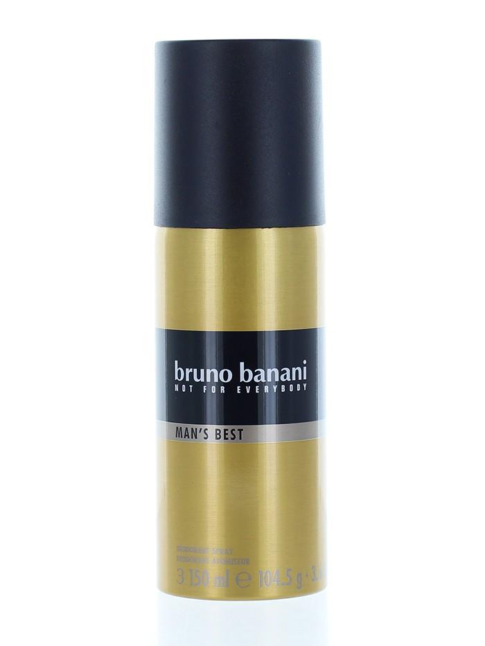 Bruno Banani Spray deodorant barbati 150 ml Man'S Best imagine produs