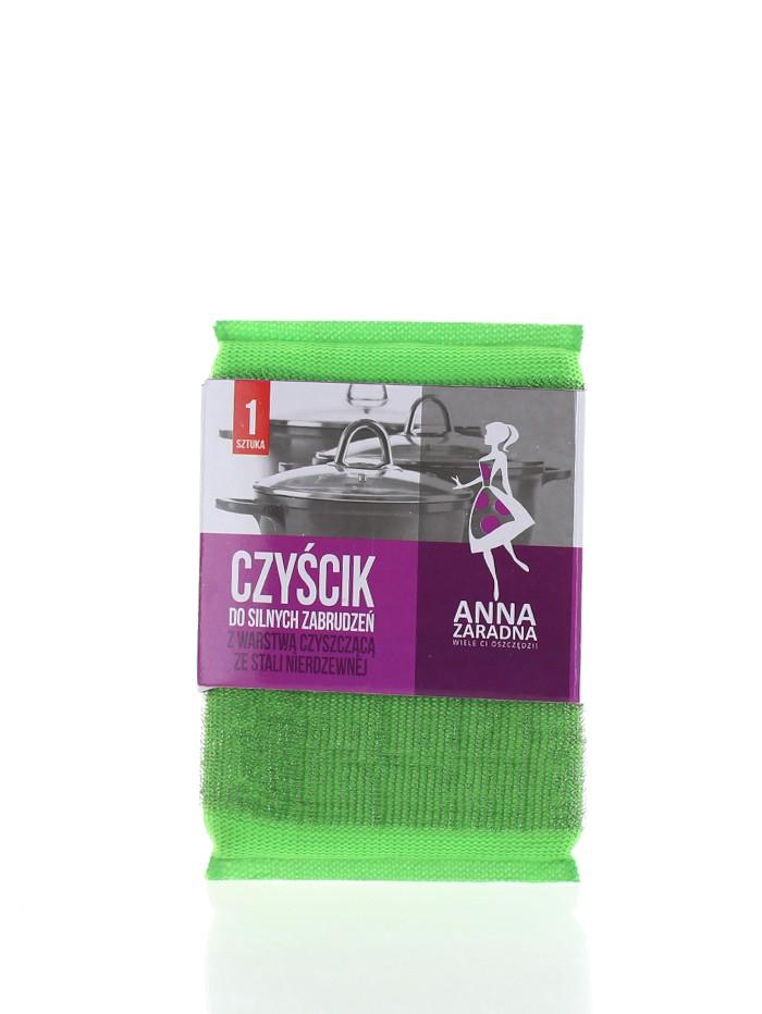 Anna Burete pentru suprafete dificile cu fir de inox 1 buc imagine produs