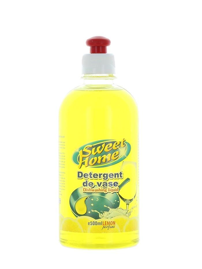 Sweet Home detergent pentru vase 500 ml Lemon imagine produs