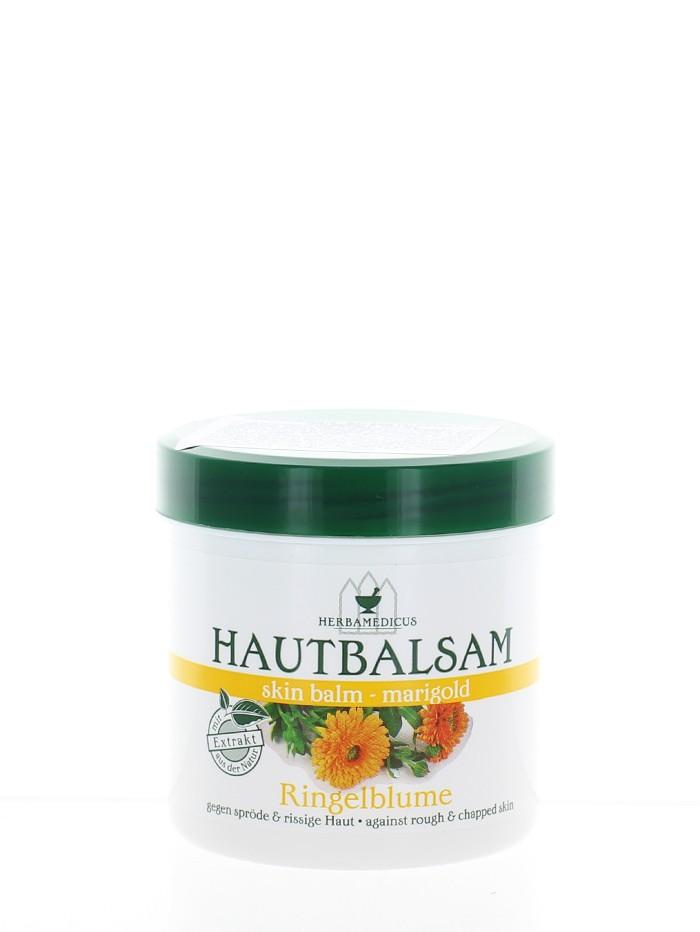 Herbamedicus Balsam cu extract de galbenele 250 ml imagine produs
