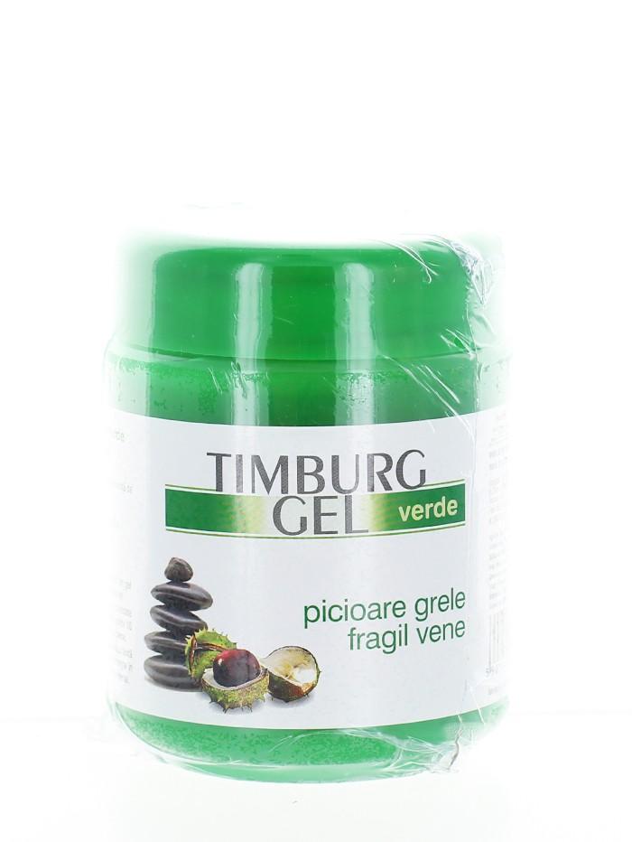 Timburg Gel masaj 500 g Verde imagine produs