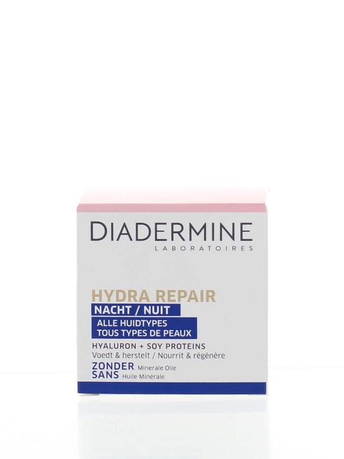 Diadermine Crema de noapte 50 ml Hydra Repair imagine produs
