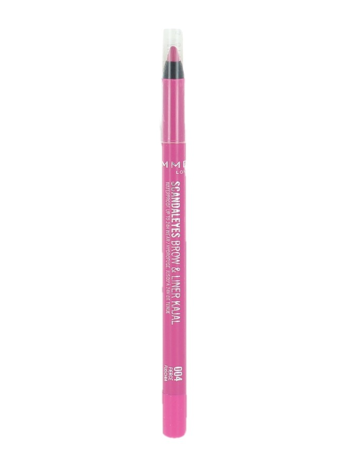 Rimmel Creion contur ochi 1.3 g Scandal'Eyes Fierce Fuschia 004 imagine produs