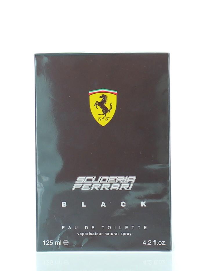Ferrari Scuderia Parfum barbati in cutie 125 ml Black imagine