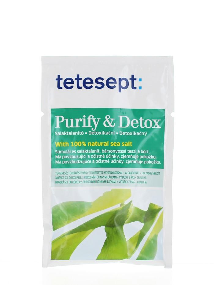 Tetesept Sare de baie 80 g Purify&Detox imagine produs