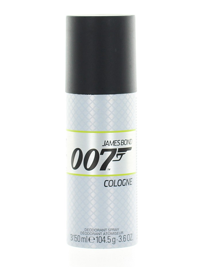 James Bond Spray Deodorant Barbati 150 ml Cologne imagine produs
