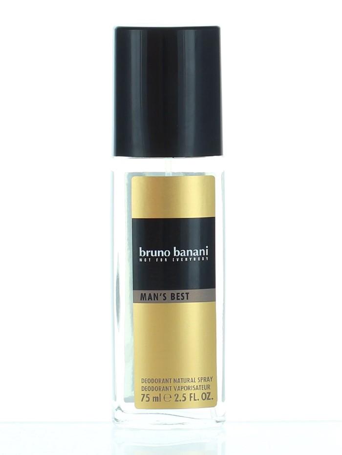 Bruno Banani Spray natural pentru barbati 75 ml Man'S Best imagine