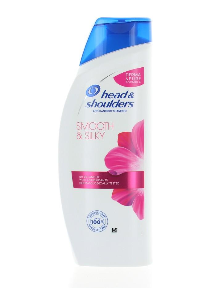 Head & Shoulders Sampon 540 ml Smooth & Silky imagine produs