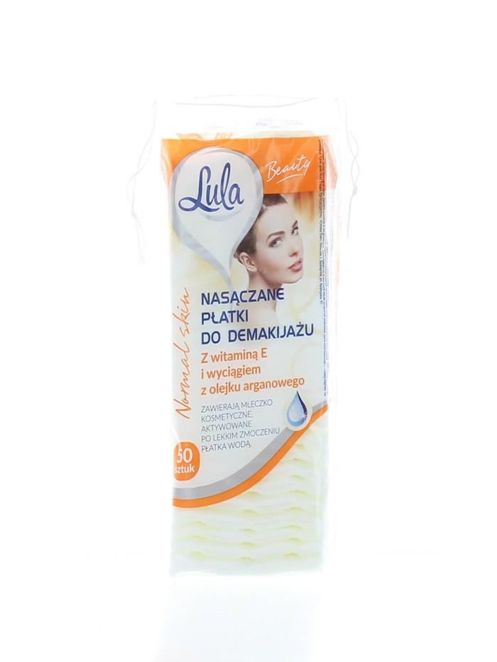 Lula Dischete demachiante 50 buc Normal Skin imagine produs