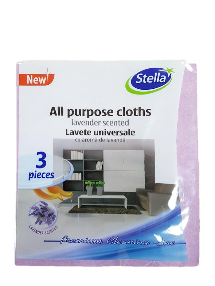 Stella Lavete universale parfumate 3 buc Lavanda imagine produs
