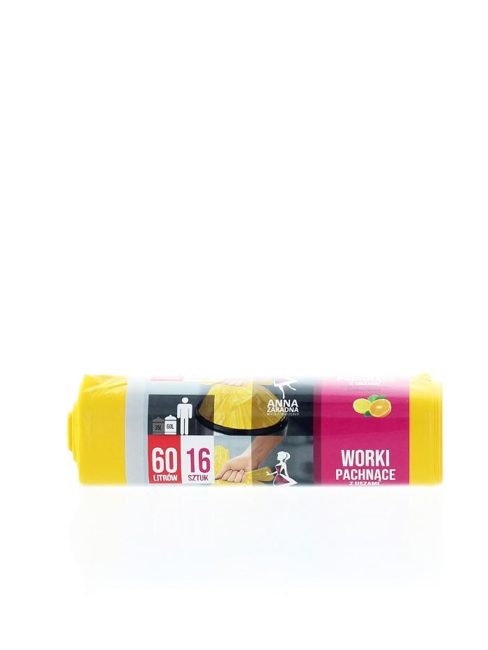 Anna Saci menajeri parfumati cu urechi 60 L 16 buc Lemon imagine produs