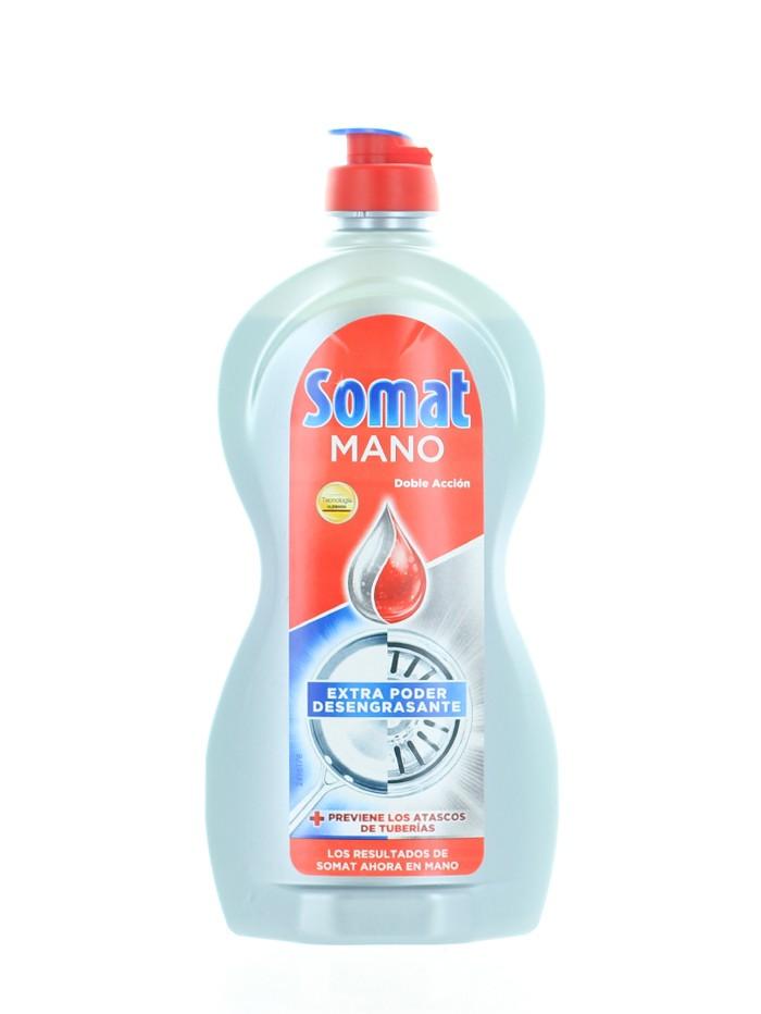Somat Detergent pentru vase 480 ml Double Action imagine produs