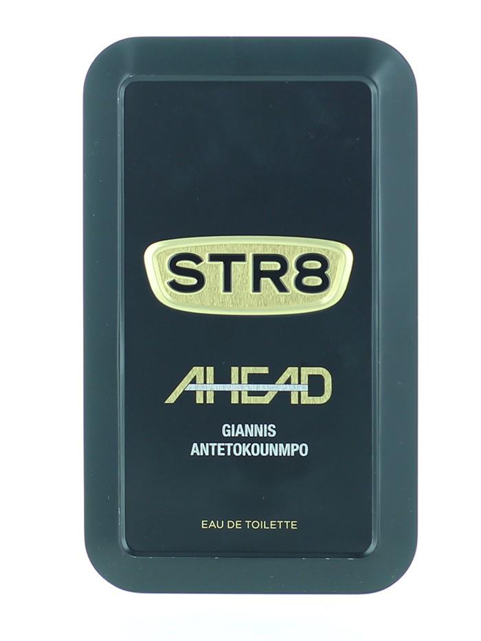 STR8 Parfum in cutie metalica 100 ml Ahead (Design Vechi) imagine