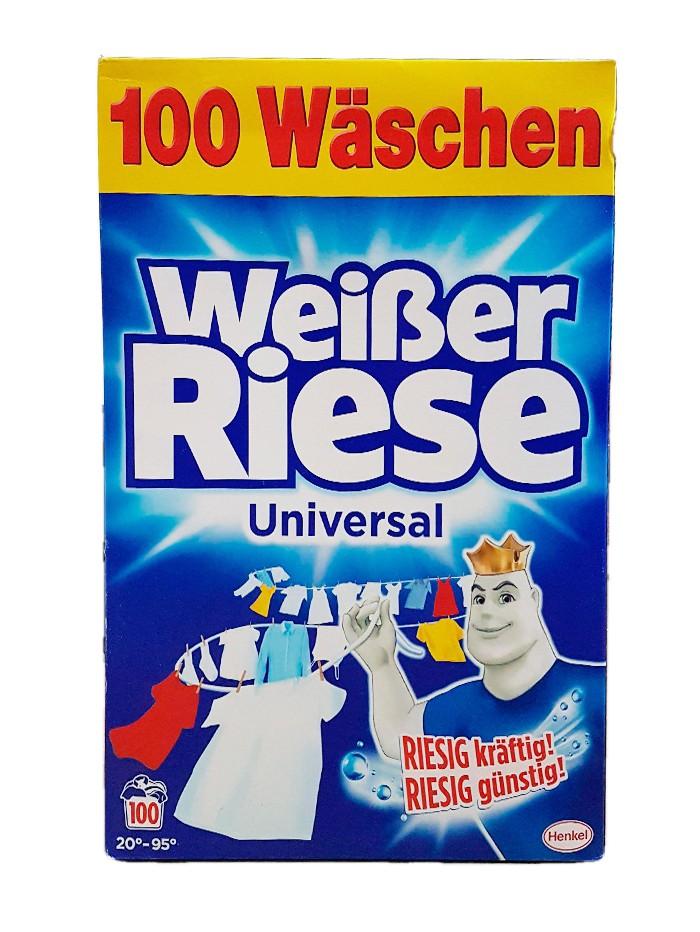 Weisser Riese Detergent automat 7 kg 100 spalari Universal imagine produs