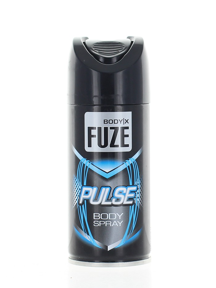Body-X Fuze Spray deodorant pentru barbati 150 ml Pulse imagine produs