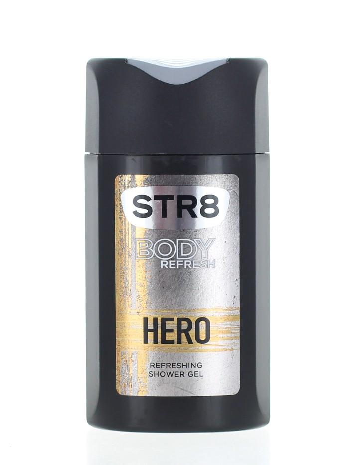 STR8 Gel de dus 250 ml Hero (design vechi) imagine produs