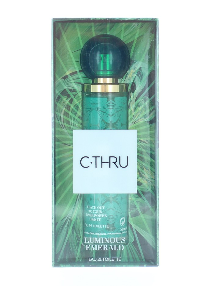 C-Thru Parfum femei 50 ml Luminous Emerald imagine