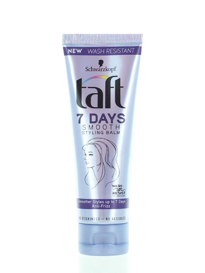 Taft Balsam pentru stilizarea parului 75 ml 7Days Smooth (in tub) imagine produs