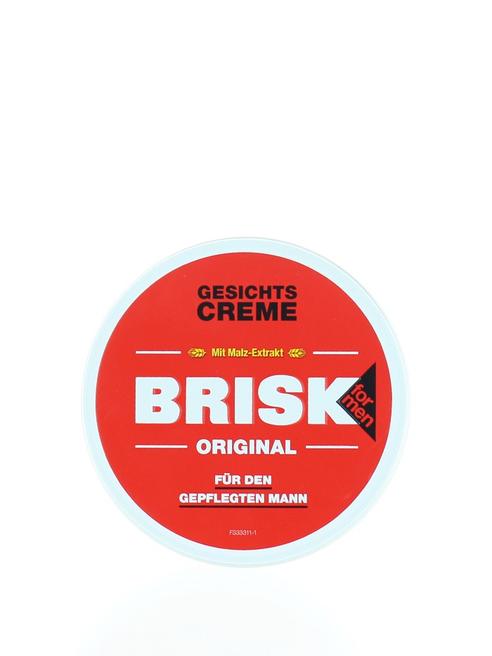 Brisk Crema de fata 125 ml Men Original imagine produs