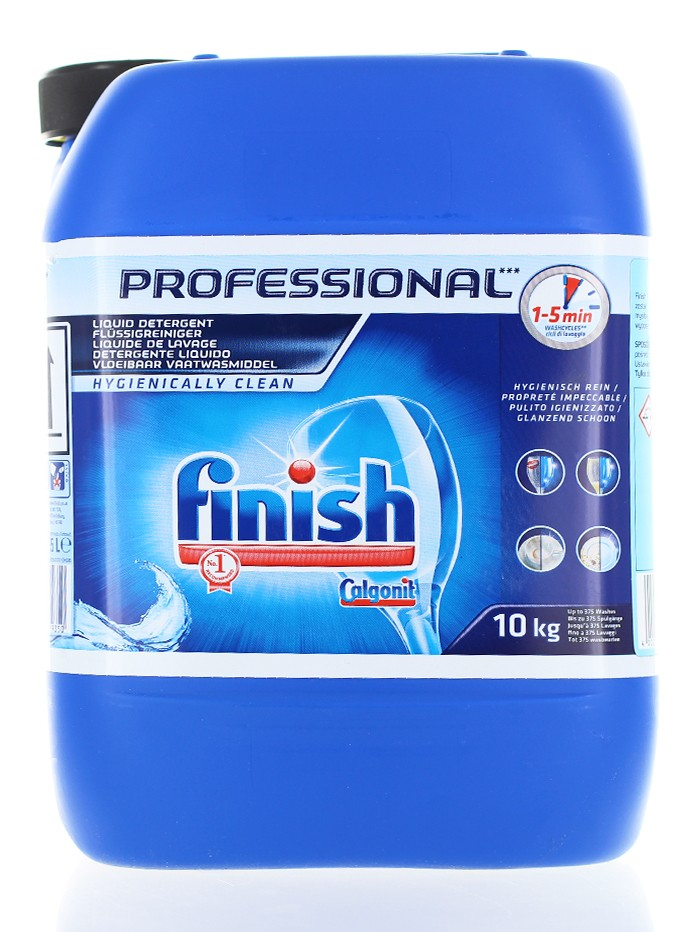 Finish Detergent Professional pentru masina de spalat vase 10Kg Hygienically Clean imagine produs