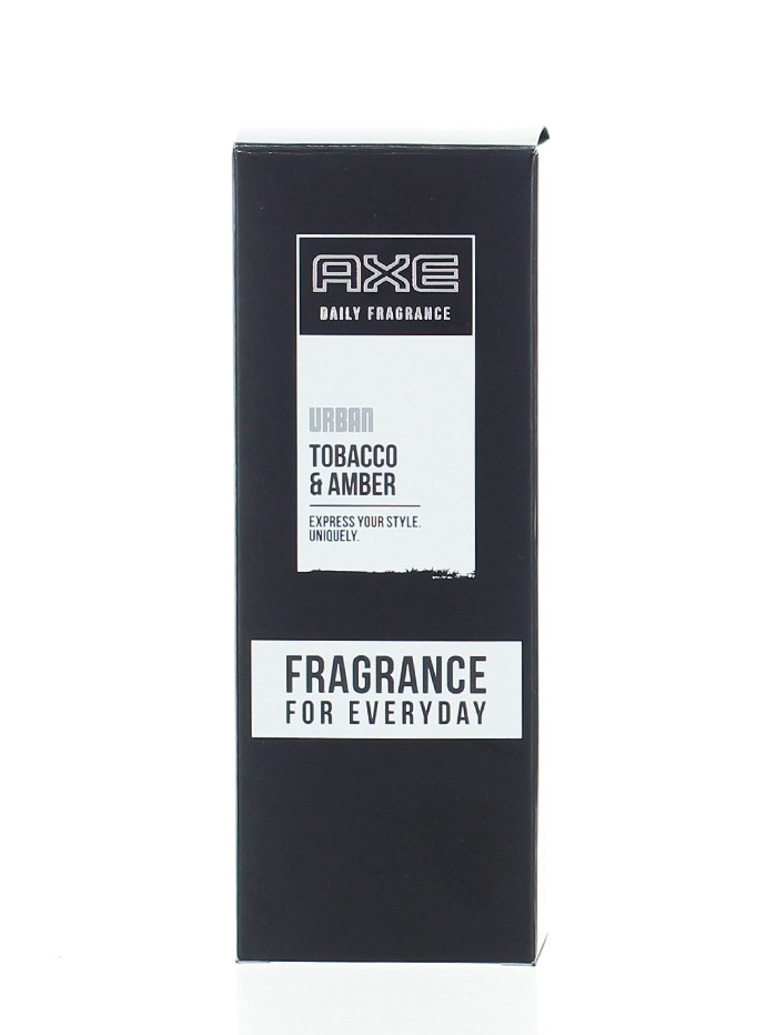 Axe Parfum in cutie 100 ml Urban Tobacco&Amber imagine produs