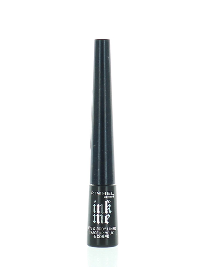 Rimmel Tus pentru ochi si corp 2.5 ml 002 Glitter Black imagine produs