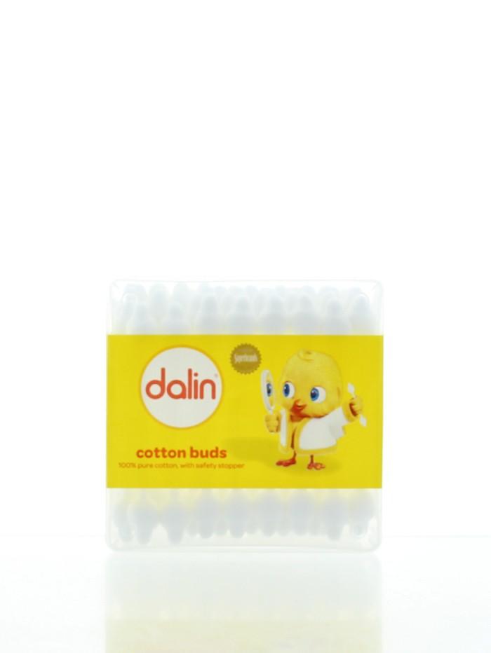 Dalin Betisoare igienice pentru bebelusi 56 buc imagine produs