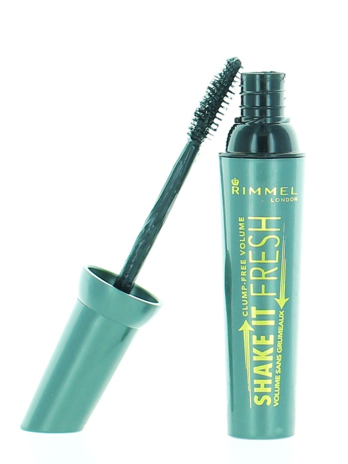 Rimmel Mascara 9 ml Volume Shake 003 Black imagine produs
