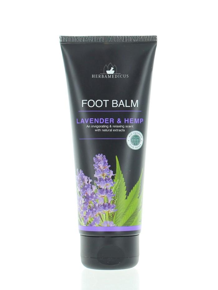 Herbamedicus Balsam pentru picioare 100 ml Lavender imagine produs