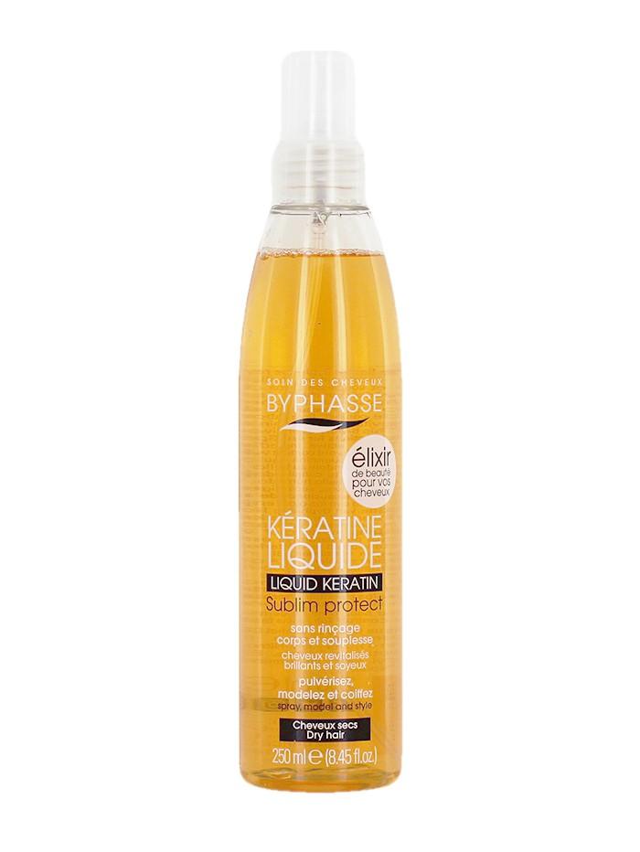 Byphasse Keratina lichida pentru par uscat 250 ml Sublim protect imagine produs