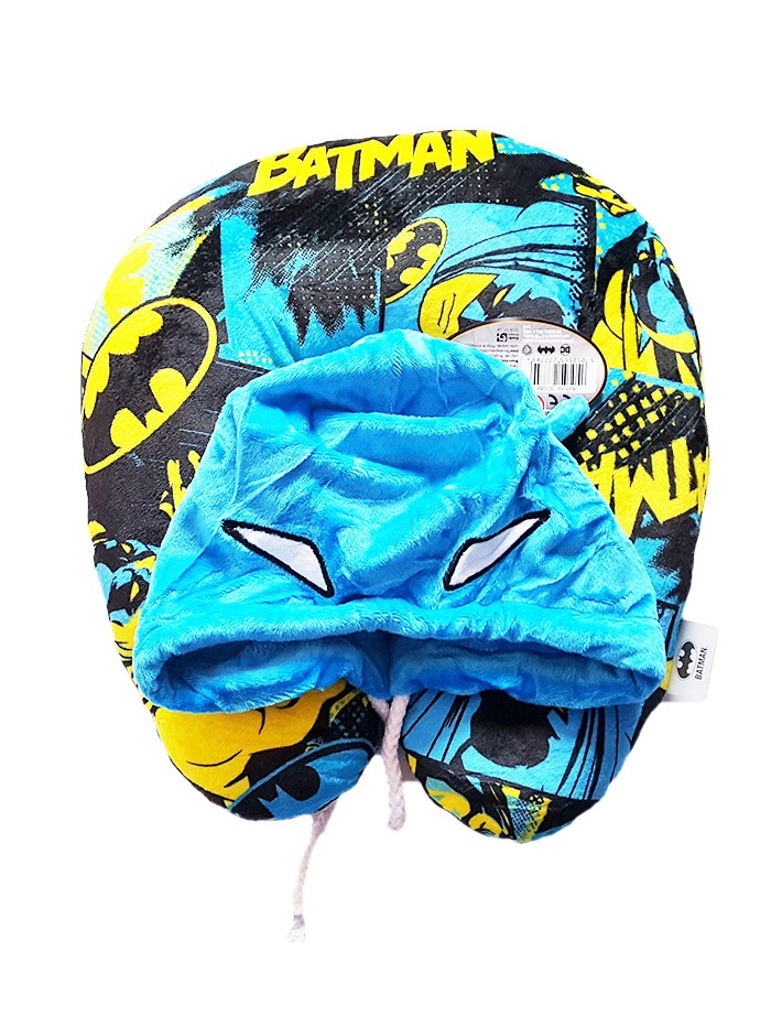 Batman Perna de calatorie cu gluga 1 buc imagine produs