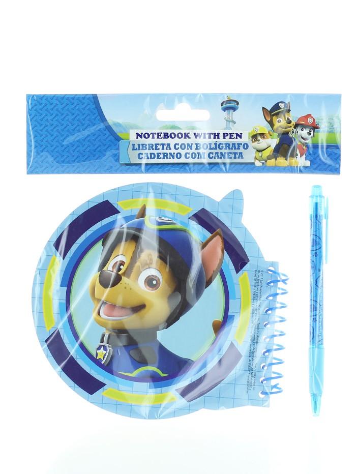 Nickelodeon Caiet cu spirala & Pix Paw Patrol imagine produs